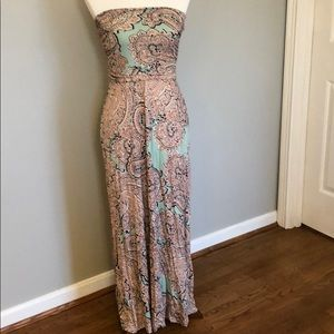 Super cute strapless dress from The Limited Size S